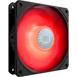 COOLERMASTER SICKLEFLOW 120 RED LED FAN 2000 RPM