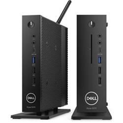 DELL WYSE 5070 THIN CLIENT- QUAD CORE- 4GB RAM- 16GB FLASH- PCOIP- THIN OS- 3YR