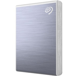 500GB ONE TOUCH (SSD) 1000MB/S - BLUE
