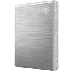 ONE TOUCH SSD 500GB SILVER 1.5IN USB 3.1 TYPE C