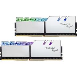 TRIDENT Z ROYAL SILVER 16G KIT 2X8G DDR4 5333MHZ CL22-32-32-52 1.60V DIMM