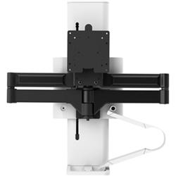 TRACE SINGLE MONITOR PANEL CLAMP BRIGHT WHITE