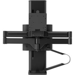 TRACE SINGLE MONITOR PANEL CLAMP MATTE BLACK