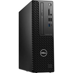 PRECISION 3450 SFF WORKSTATION I5-10505 8GB[1X8GB 2666-DDR4] 256GB[M.2-SSD] NV-P400[2GB] WL-AC +BT4.1 DVDRW WIN10PRO64 1YR ONSITE [KEYBOARD + MOUSE INCLUDED]