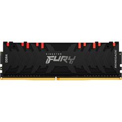 32GB 3200MHZ DDR4 CL16 DIMM (KIT OF 2) 1GX8 FURY RENEGADE RGB