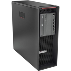 THINKSTATION P520 TWR XEON W-2235(3.8GHZ/6C) 32GB(2X16)RAM 512 SSD+2TB HDD NVQ-RTX4000-8GB(3XDP) DVDRW WIN10 PRO-WS 3YR ONSITE PREM