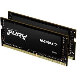 32GB 2666MHZ DDR4 CL16 SODIMM (KIT OF 2) FURY IMPACT