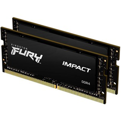 64GB DDR4-2666MHZ CL16 SODIMM (KIT OF 2) FURY IMPACT
