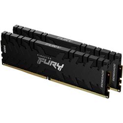 32GB DDR4-4600MHZ CL19 DIMM (KIT OF 2) 1GX8 FURY RENEGADE BK