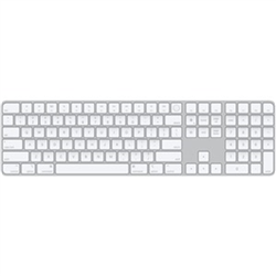 MAGIC KEYBOARD WITH TOUCH ID AND NUMERIC KEYPAD FOR MAC COMPUTERS WITH APPLE SILICON - US ENGLISH