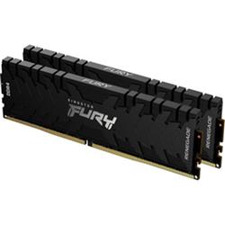 32GB DDR4-4000MHZ CL19 DIMM (KIT OF 2) 1GX8 FURY RENEGADE BK