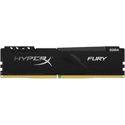 8GB DDR4 3600MHZ CL17 DIMM 1RX8 HYPERX FURY BLACK
