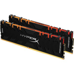 64GB DDR4-3600MHZ CL18 DIMM KIT OF 2 XMP HYPERX PREDATOR RGB