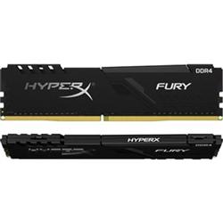 16GB DDR4 3733MHZ CL19 DIMM KIT OF 2 1RX8 HYPERX FURY BLACK