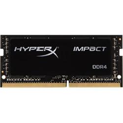 32GB DDR4 2666MHZ CL16 SODIMM HYPERX IMPACT