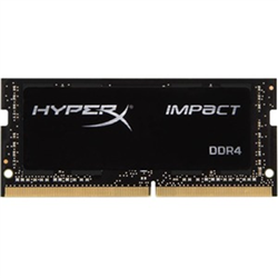 32GB DDR4 2666MHZ CL17 SODIMM HYPERX IMPACT
