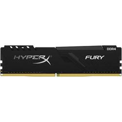 8GB DDR4 3000MHZ CL15 DIMM 1RX8 HYPERX FURY BLACK