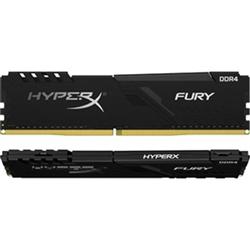 16GB DDR4 3000MHZ CL15 DIMM KIT OF 2 1RX8 HYPERX FURY BLACK