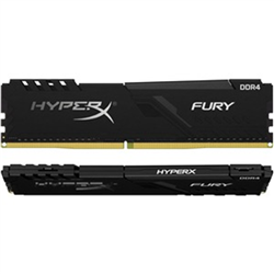 8GB DDR4 3000MHZ CL15 DIMM KIT OF 2 HYPERX FURY BLACK
