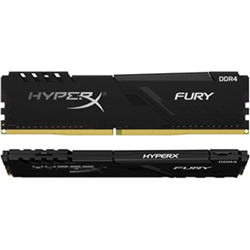 64GB DDR4 3000MHZ CL16 DIMM KIT OF 2 HYPERX FURY BLACK