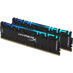 32GB 3200MHZ DDR4 CL16 DIMM (KIT OF 2) XMP HYPERX PREDATOR RGB