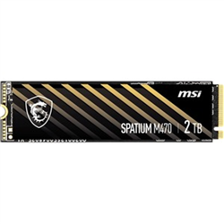 SPATIUM M470 PCIE 4.0 NVME M.2 2TB
