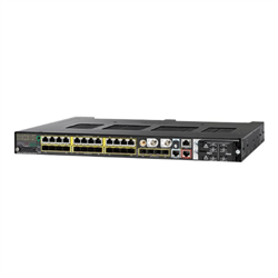 CISCO (IE-5000-16S12P) IE5000 16X1G SFP AND 12X10/100/1000 LAN BASE