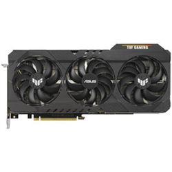 ASUS NVIDIA TUF GAMING GEFORCE RTX 3080 10GB BUFFED-UP DESIGN WITH CHART-TOPPING THERMAL PERFORMANCE