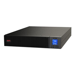 APC EASY ONLINE UPS (SRV)- 3000VA- IEC(6)- 230V- LCD- SMART SLOT- RACK MOUNT - 2YR WTY