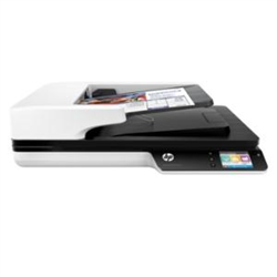 HP SCANJET PRO 4500 FN1 NETWORK FLATBED SCANNER- ADF- UP TO 1200X1200- 1YR
