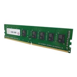 QNAP RAM-4GDR4-LD-2133- 4GB DDR4 RAM- 2133 MHZ- LONG-DIMM- 288 PIN TVS-X82T- TVS-X82
