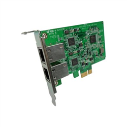 QNAP DUAL PORT 1GBE NETWORK EXPANSION CARD