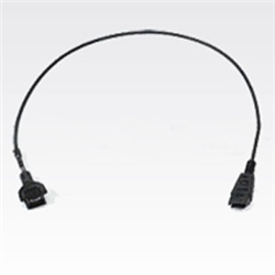ZEBRA CABLE AUDIO RCH5X TO WT4090 19IN