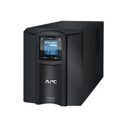 APC SMART UPS (SMC) SMC2000I + CFWE-PLUS3YR-SU-02- W/ 5YR TOTAL WTY