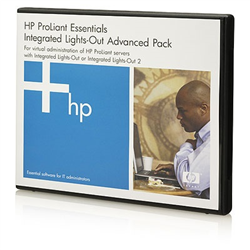 HP ILO ADVANCED 1YR 24X7 TSU 1-SVR LIC