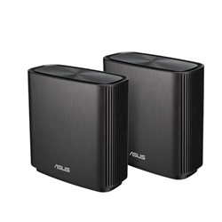 ASUS AC3000 TRI-BAND WHOLE-HOME MESH WIFI SYSTEM- COVERAGE UP TO 5-400 SQ. FT- 3GBPS WIFI- LIFE-TIME FREE NETWORK SECURITY & PARENTAL CONTROL- 3 SSIDS
