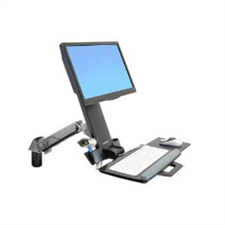 ERGOTRON SIT-STAND STYLEVIEW COMBO ARM
