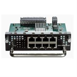 8-PORT 1000BASE-T MODULE FOR DXS-3600-SERIES