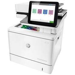 HP LASER ENT M578Z COLOUR MFP.WORKFLOW- KEYBOARD- 38PPM- DUPLEX- NETWORK- 1YR