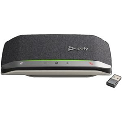 POLY SYNC 20+ SMART SPEAKERPHONE- CL5400 W/ BT600 USB-A DONGLE