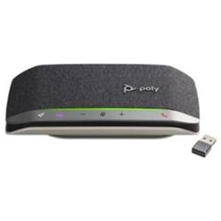 POLY SYNC 20+ SMART SPEAKERPHONE- CL5400-M W/ BT600 USB-A DONGLE - CERT MS TEAMS