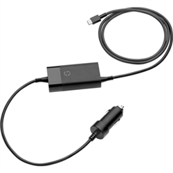 HP 65W USB-C AUTO ADAPTER