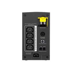 APC BACK-UPS (BX) BX700U-AZ + CFWE-PLUS3YR-BU-01- W/ 5YR TOTAL WTY