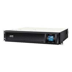 APC SMART UPS (SMC) SMC2000I-2U + CFWE-PLUS1YR-SU-02- W/ 3YR TOTAL WTY