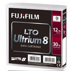 FUJIFILM LTO8 - 12.0/30.0TB BAFE DATA CARTRIDGE WHILST STOCKS LAST