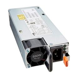 LENOVO THINKSYSTEM 550W(230V/115V) PLATINUM HOT-SWAP POWER SUPPLY