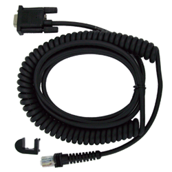 DATALOGIC CAB 8073680 RS232 9PIN EP 12FT BLK