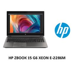 HP ZBOOK 15 G6 XEON E-2286M 16GB-512GB SSD+1TB HDD- 15.6