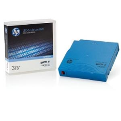 HPE LTO5 - 1.5/3.0TB 20PK DATA CARTRIDGES - NON CUSTOM PRELABELLED