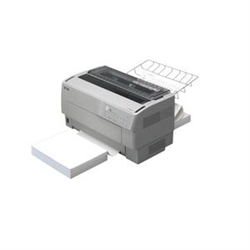 DFX9000 DOT MATRIX PRINTER HIGH SPEED HIGH VOLUME PRINTING AT 1550 CPS USB SERIAL AND PARALLEL PORTS WITH ETHERNET OPTION
